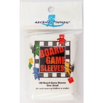Board Game Card Sleeves - Small - (fits 44x68mm cards)