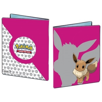 9-Pocket - Eevee 2019 - A4 Pokemon Mappe