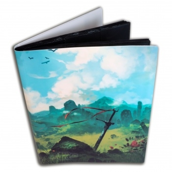 9-Pocket Portfolio - Plains - A4 Samle Mappe