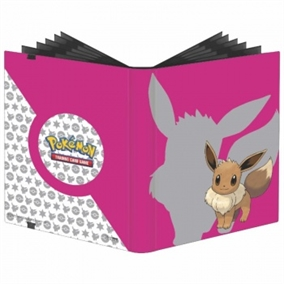 9-Pocket Pro-Binder - Eevee 2019 - A4 Pokemon Mappe