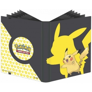 9-Pocket Pro-Binder - Pikachu 2019 - A4 Pokemon Mappe
