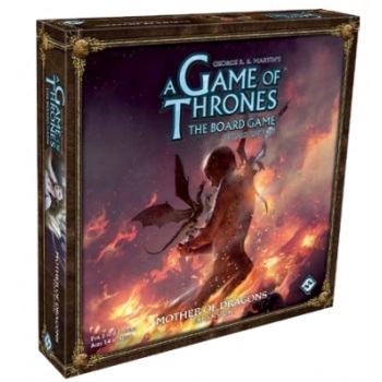 A Game of Thrones 2nd Edition - Brætspil - Mother of Dragons Expansion
