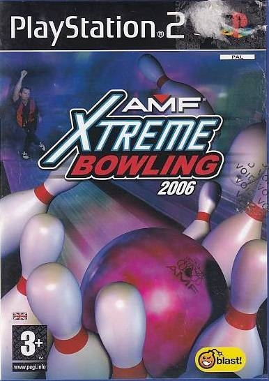 AMF Xtreme Bowling - PS2 (Genbrug)