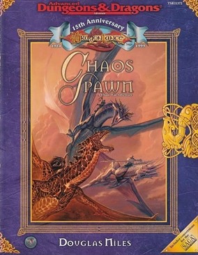 Advanced Dungeons & Dragons - Dragonlance - Chaos Spawn (Genbrug)
