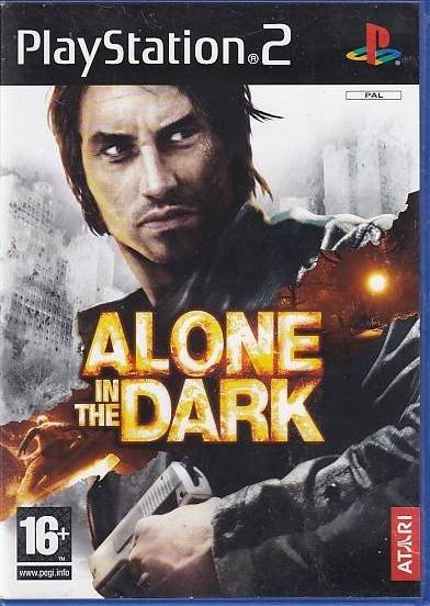 Alone in the Dark - PS2 (B Grade) (Genbrug)