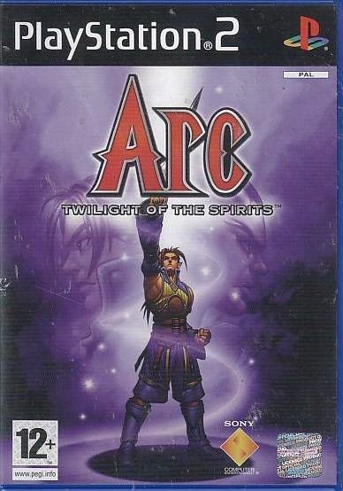 Arc the Lad Twilight of the Spirits - PS2 (Genbrug)