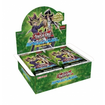 Arena of Lost Souls - Booster box Display (36 Booster Pakker) - Yu-Gi-Oh kort