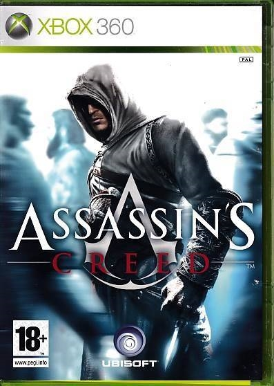 Assassin's Creed - XBOX 360 (B Grade) (Genbrug)