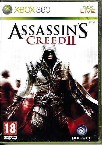 Assassin's Creed II - XBOX 360 (B Grade) (Genbrug)