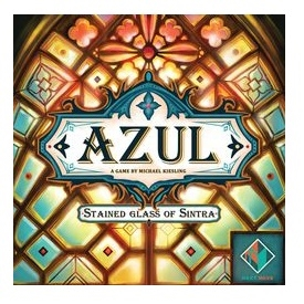 Azul Stained Glass of Sintra - Nordic