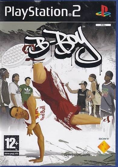 B-Boy - PS2 (Genbrug)