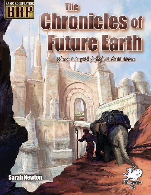 Basic Roleplaying System - The Chronicles of Future Earth