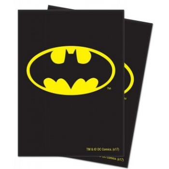 Batman - (65 Standard Sleeves) - Ultra Pro Plastik lommer