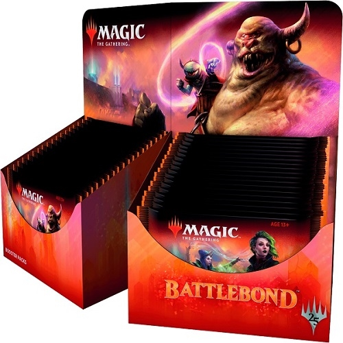 Battlebond - Booster Display Box Display (36 Pakker) - Magic The Gathering