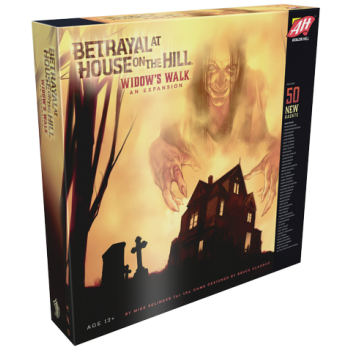 Betrayal at House on the Hill 2nd Edition Exp - Widow's Walk