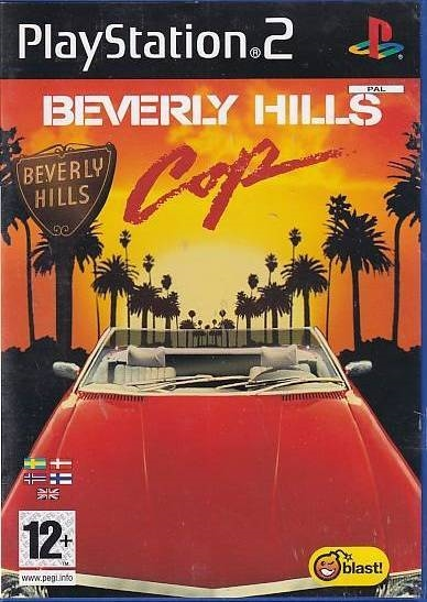 Beverly Hills Cop - PS2 (Genbrug)