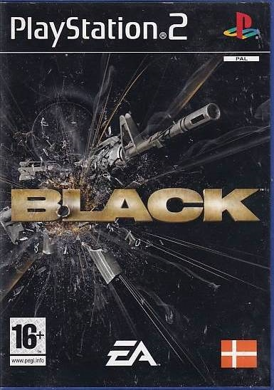 Black - PS2 (Genbrug)