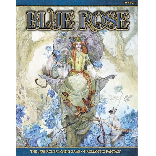 Blue Rose - Core Book