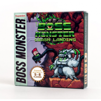 Boss Monster - Crash Landing 5-6 Player Expansion