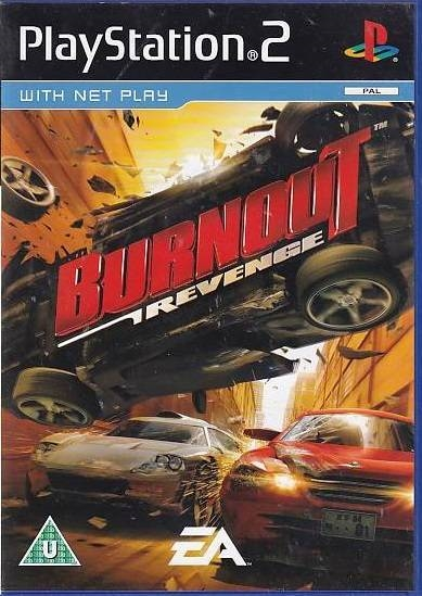 Burnout Revenge - PS2 (Genbrug)
