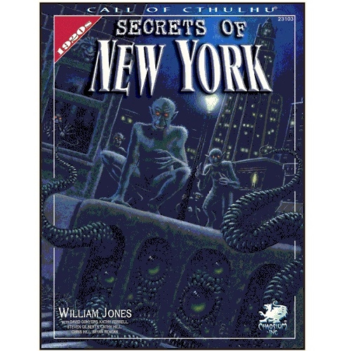 Call of Cthulhu - Secrets of New York