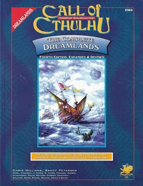 Call of Cthulhu - The Complete Dreamlands (B-Grade) (Genbrug)