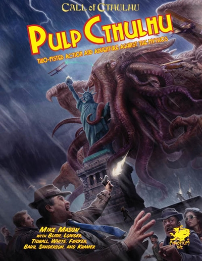 Call of Cthulhu 7th - Pulp Cthulhu