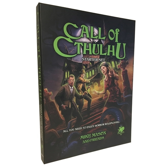Call of Cthulhu 7th - Starter Set