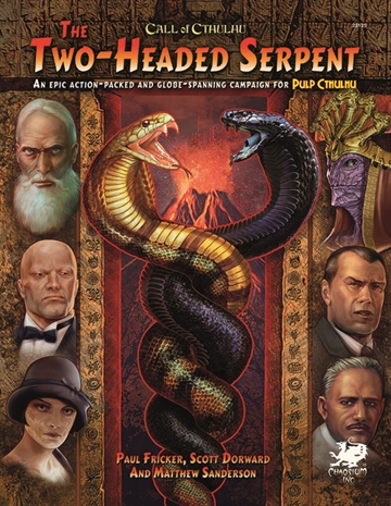 Call of Cthulhu 7th - Two Headed Serpent