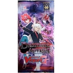 Cardfight!! Vanguard G - Demonic Advent - Booster Pakke