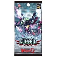 Cardfight!! Vanguard G - Extra Booster 03 - The Galaxy Star Gate - Booster Pakke