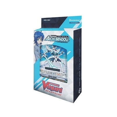 Cardfight!! Vanguard G - Trial Deck - Aichi Sendou
