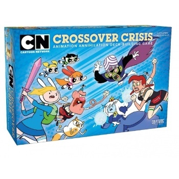 Cartoon Network Crossover Crisis - Animation Annihilation - Deck-Building Game