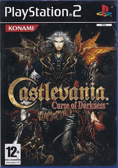 Castlevania Curse of Darkness - PS2 (Genbrug)