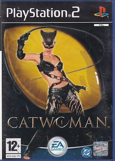 Catwoman - PS2 (Genbrug)