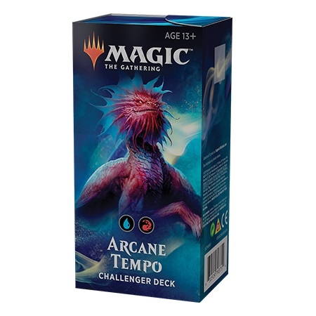 Challenger Deck - Arcane Tempo - Magic The Gathering