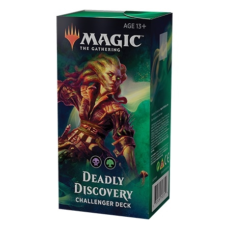 Challenger Deck - Deadly Discovery - Magic The Gathering