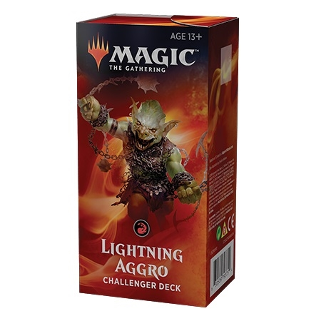 Challenger Deck - Lightning Aggro - Magic The Gathering