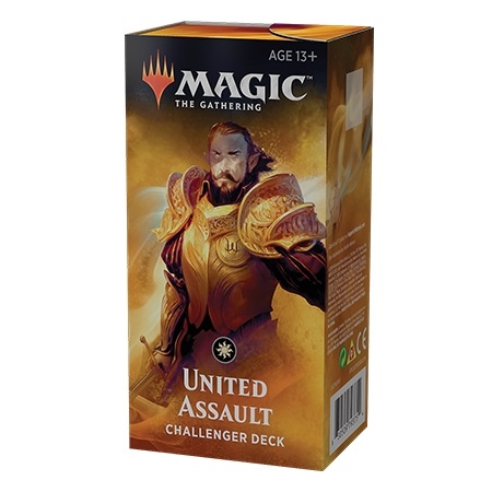 Challenger Deck - United Assault - Magic The Gathering