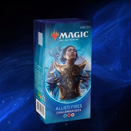 Challenger Deck 2020 - Allied Fires - Magic The Gathering