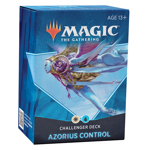 Challenger Deck 2021 - Azorius Control - Magic The Gathering