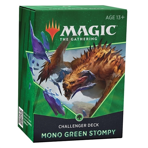 Challenger Deck 2021 - Mono-Green Stompy - Magic The Gathering