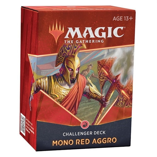 Challenger Deck 2021 - Mono-Red Aggro - Magic The Gathering