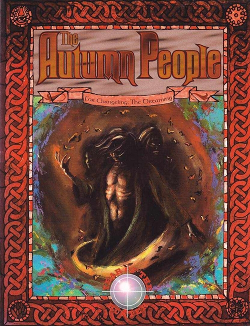Changeling the Dreaming 1st edition - The Autumn People - (B Grade) (Genbrug)