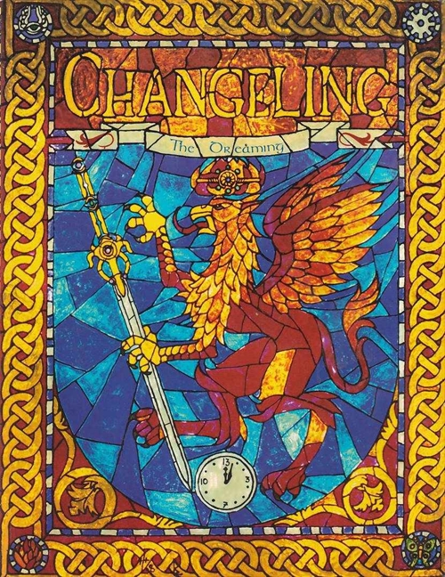 Changeling the Dreaming 1st edition - Corebook - (B Grade) (Genbrug)