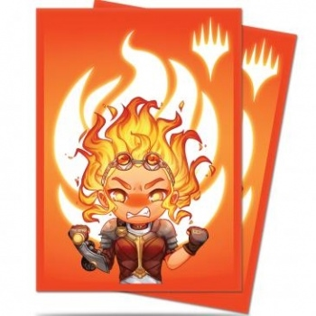 "Chibi Collection Chandra - ""Maximum Power"" til Magic - Ultra Pro Plastiklommer"