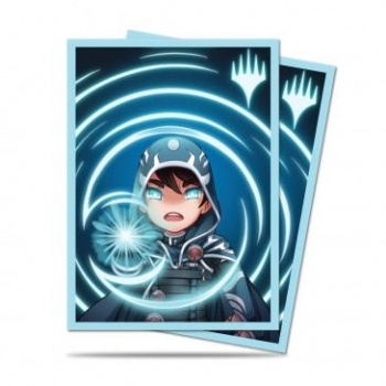"Chibi Collection Jace - ""Mystic til Magic"" - Ultra Pro Plastiklommer"