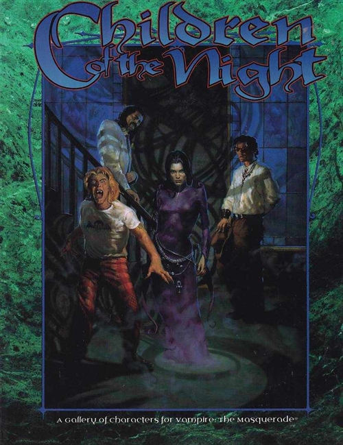 Vampire the Masquerade - Children of the Night (B-Grade) (Genbrug)