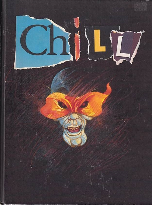 Chill - Hardcover (Genbrug)