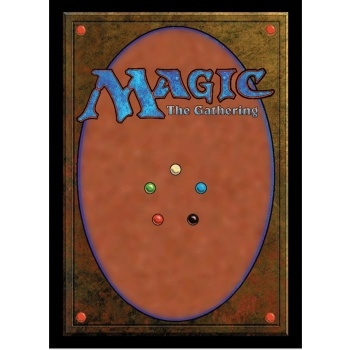 Classic Card Back for Magic - Ultra Pro Plastiklommer